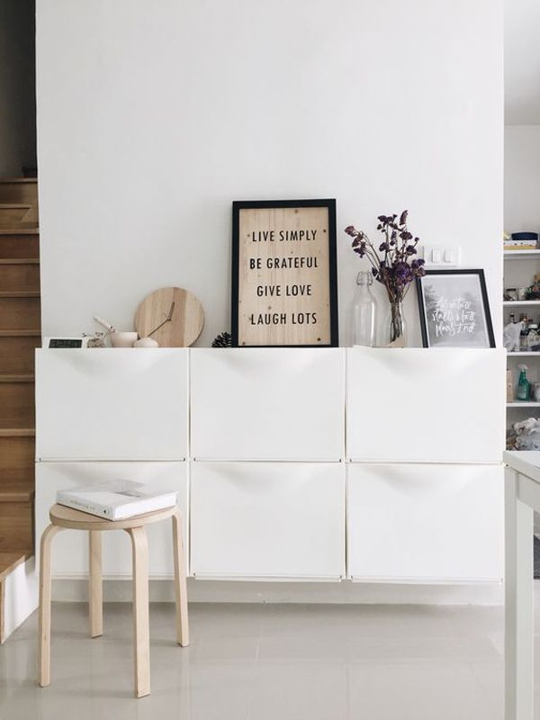 20 Functional Ways To Use Ikea Trones Storage Boxes Interior