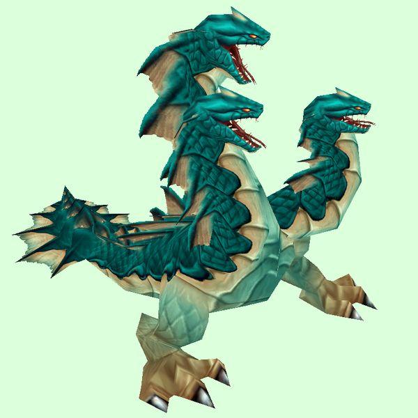 Blue Hydra Pets Hydra World Of Warcraft