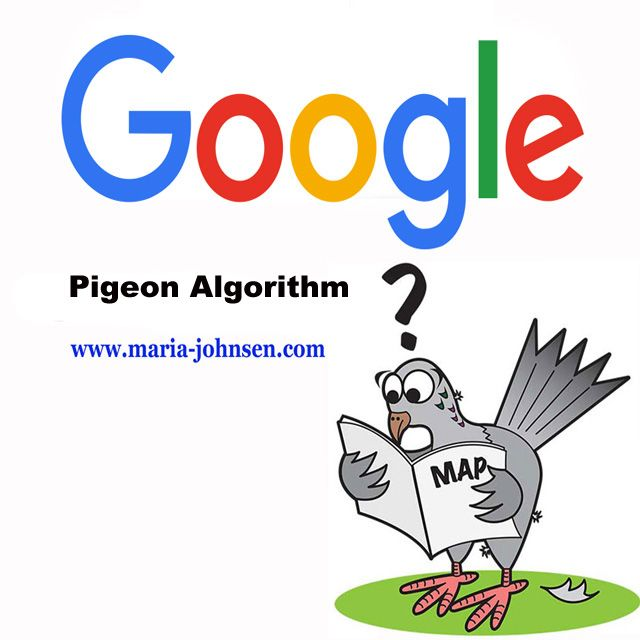 Google Pigeon Algorithm Update  | Multilingual SEO Blog