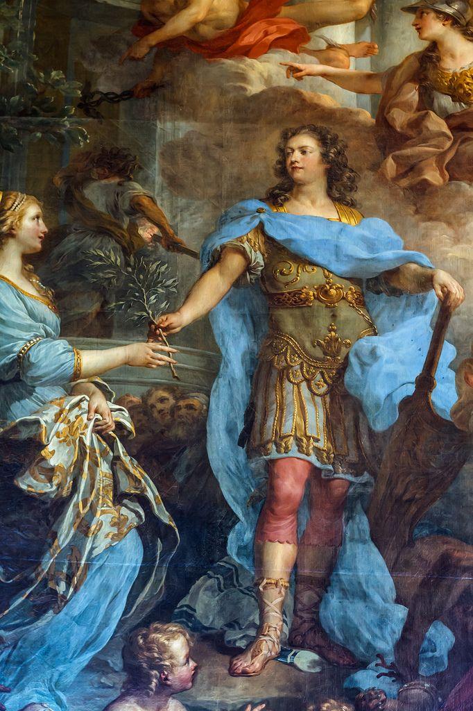 213 best versailles louis xv images on pinterest - Salon louis xv ...