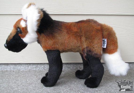 CUSTOM ORDER 12 Maned Wolf Dog  for scs scs15 by AnimalArtKingdom