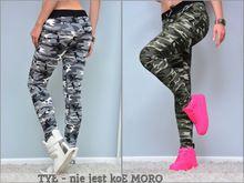 2017 camouflage legging army workout clothes women high waist camo legging sportswear female skinny fitness legging sweat pants(China (Mainland))