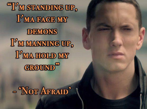 eminem - not afraid lyrics - Google Search