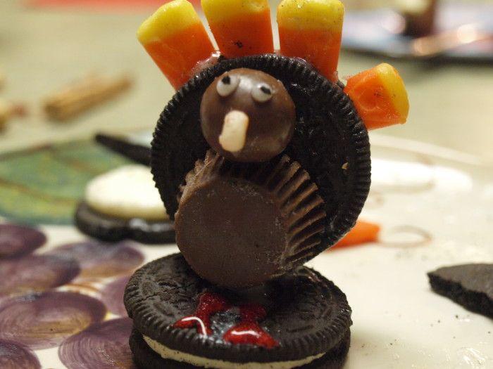 Oreo Chocolate Turkey Treat Recipe