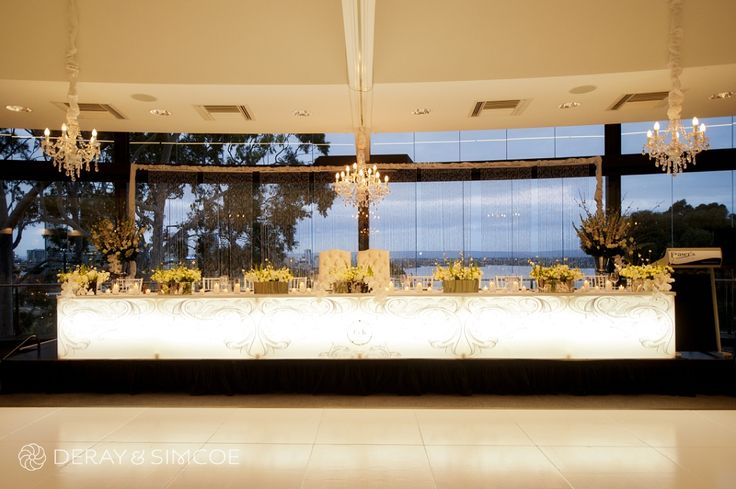 Lux wedding reception styling, ideas and inspiration. Reception Venue: State Reception Centre Perth  Photography by DeRay & Simcoe