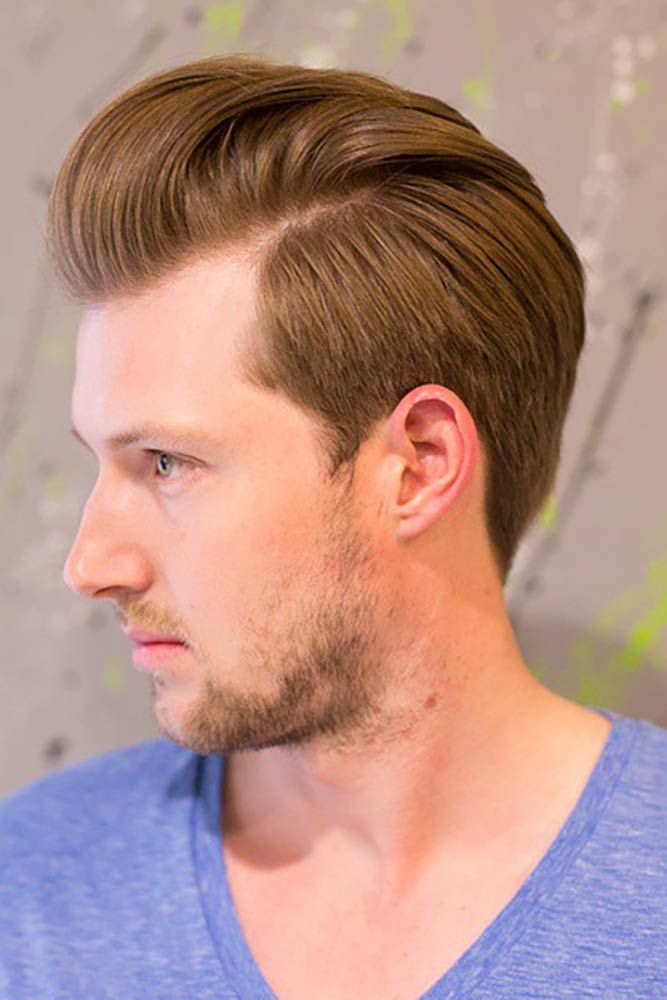 All You Need To Know To Beat A Receding Hairline Hairdressing