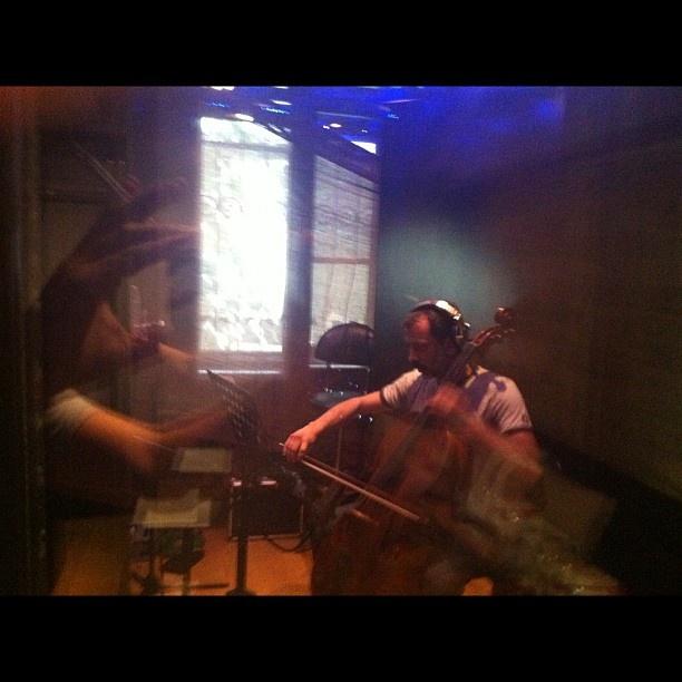 Ozer Arkun Cellosuyla bitirdi bizi @yalinonline :)