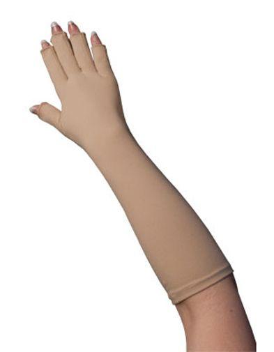 Fingerless Grip Sun Gloves - Elbow Length - Protexgloves - Solartex Sun Gear
