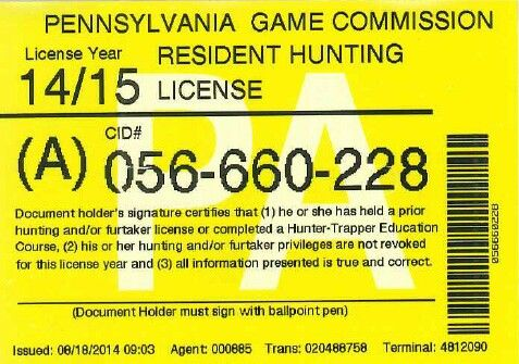 48 best for my littles images on pinterest crafts for for Pennsylvania fishing license