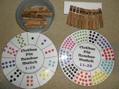 Letter and Number Review Games
