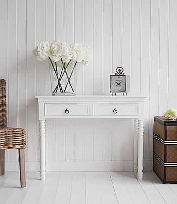 17 best images about console tables on pinterest country cottage furniture the cambridge and grey - White hall table uk ...