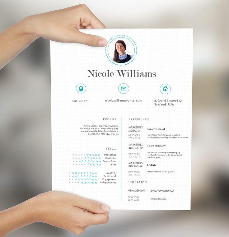 Need creative, outstanding resume?