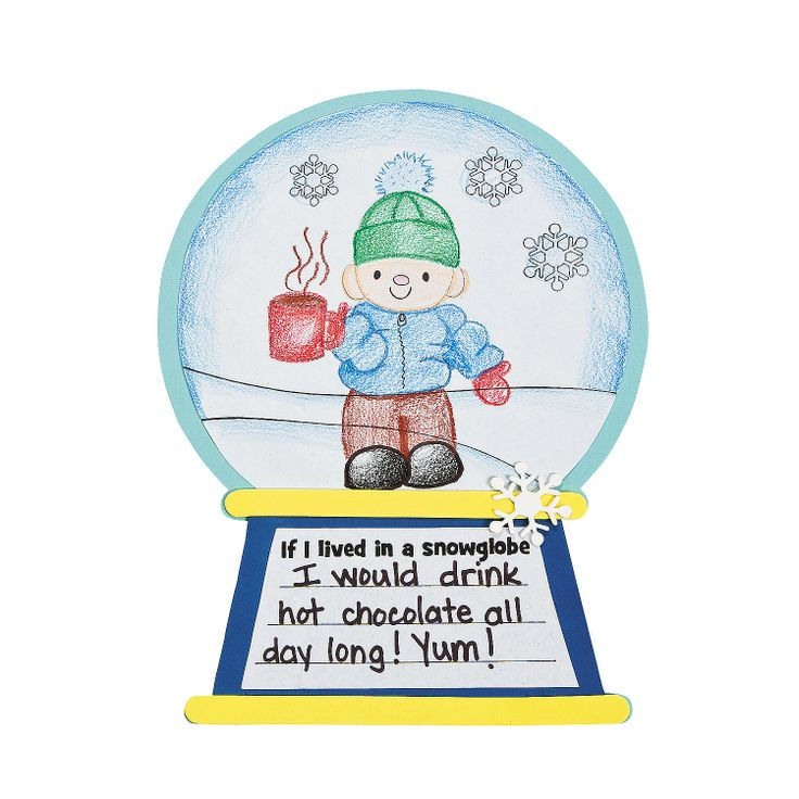 25 best images about snow on pinterest snow globe crafts for Preschool snow globe craft