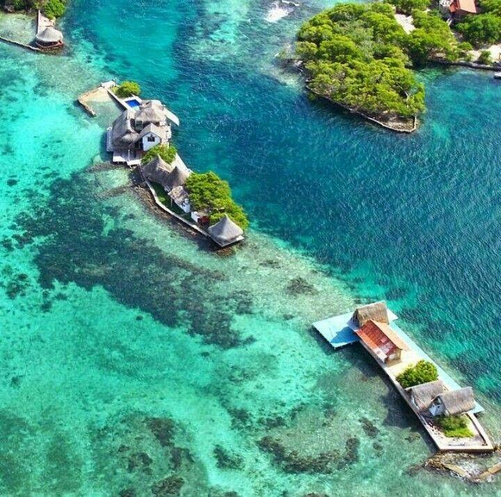 Islas del rosario cartagena