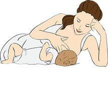L'Allattamento Al Seno, Maternità