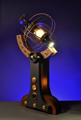 Art Donovan / Custom Lighting + Lamp Design