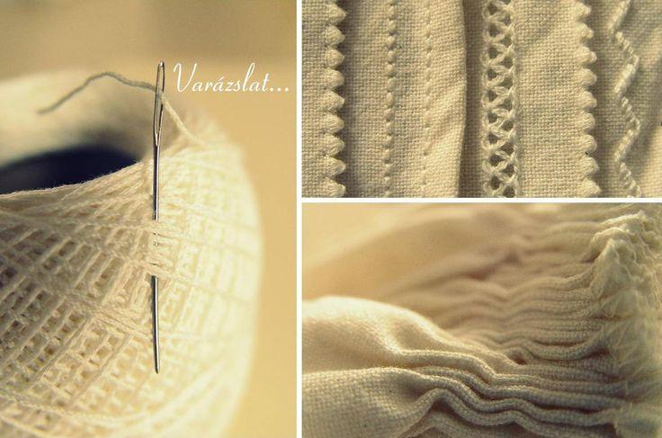 Stitches of a traditional shirt #ILLANGO #shirt #traditional