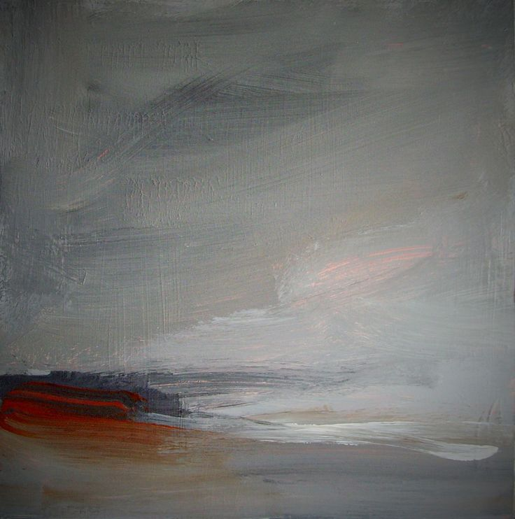 DAWN  30cm x 30cm, on panel.