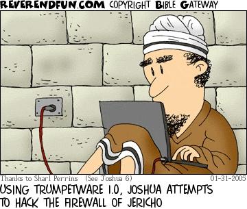 bible humor