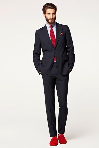 Чёрные брюки муржские от костюма