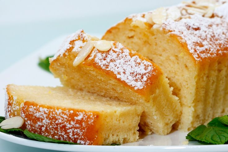 Pound Cake (Фунтовый Кекс)
