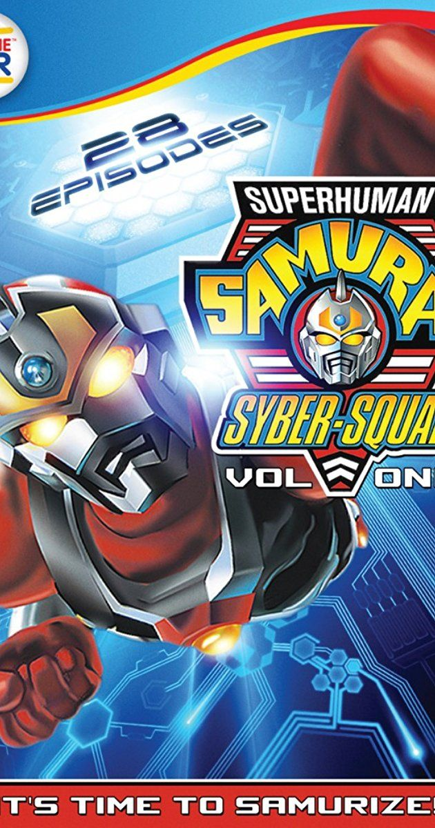 Superhuman Samurai Syber-Squad (TV Series 1994– )