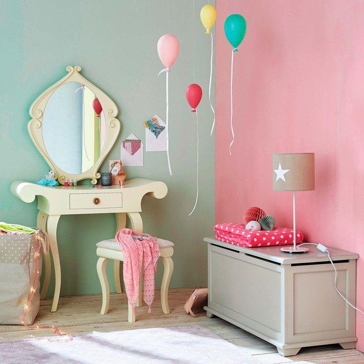 Pintar habitacion nia cuarto para nio y nia divididos por for Papel pintado dormitorio principal