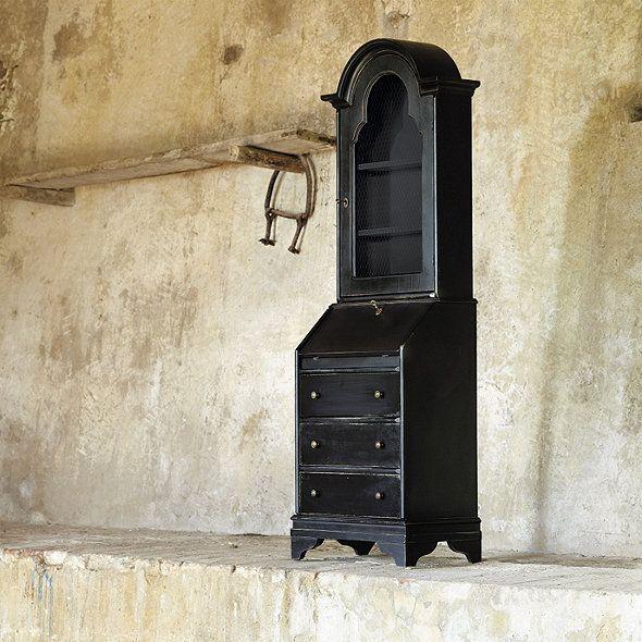 Casa Florentina Medici Secretary Desk with Hutch - Custom | Ballard Designs