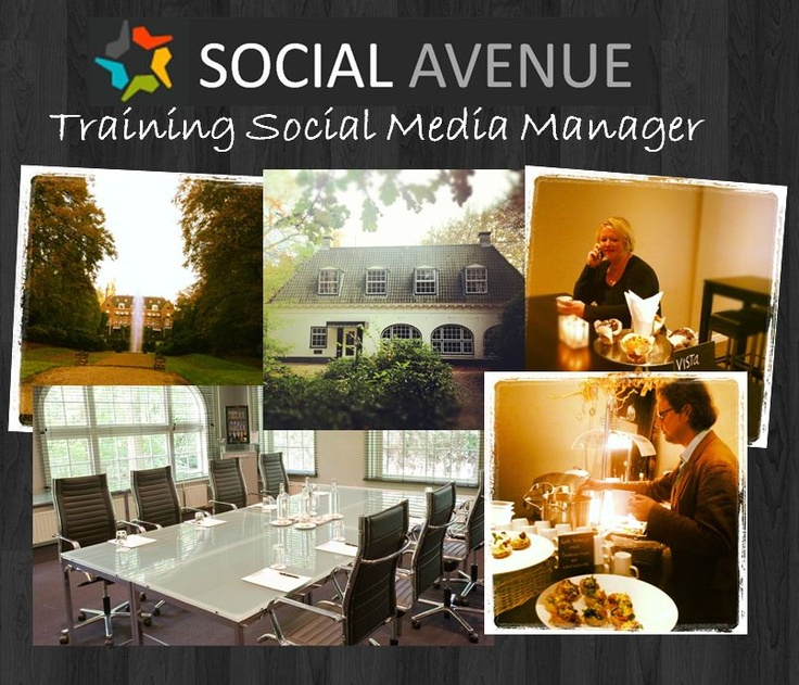 Training Social Media Manager