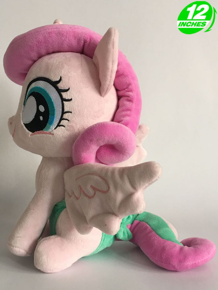 My Little Pony Inspired Princess Flurry Heart Plush (Cadance & Shining Armor) in Toys, Hobbies, Character Toys | eBay!