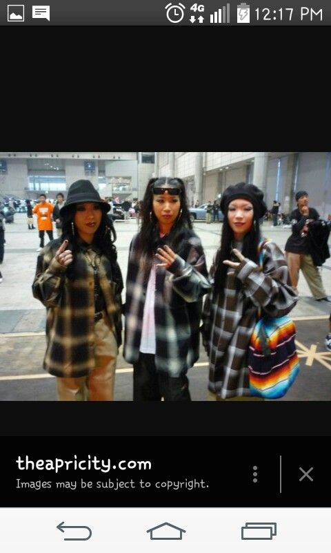 Asian cholas