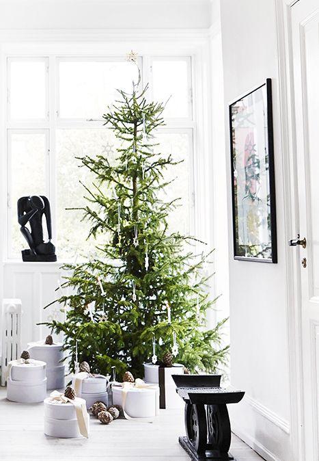 Un Noël simple, rouge et norvégien