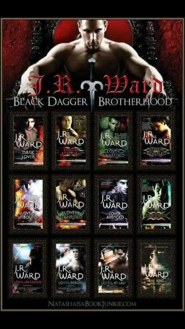 Best vampire book series!