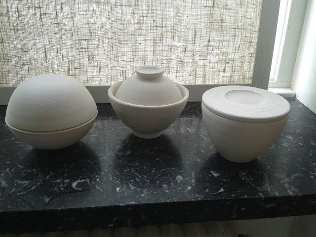 Small jars