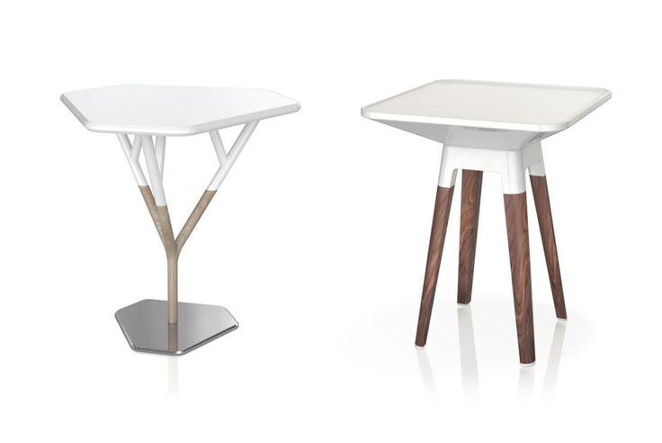 Contemporary Side Tables Home Furniture Design Vitamin Living London UK