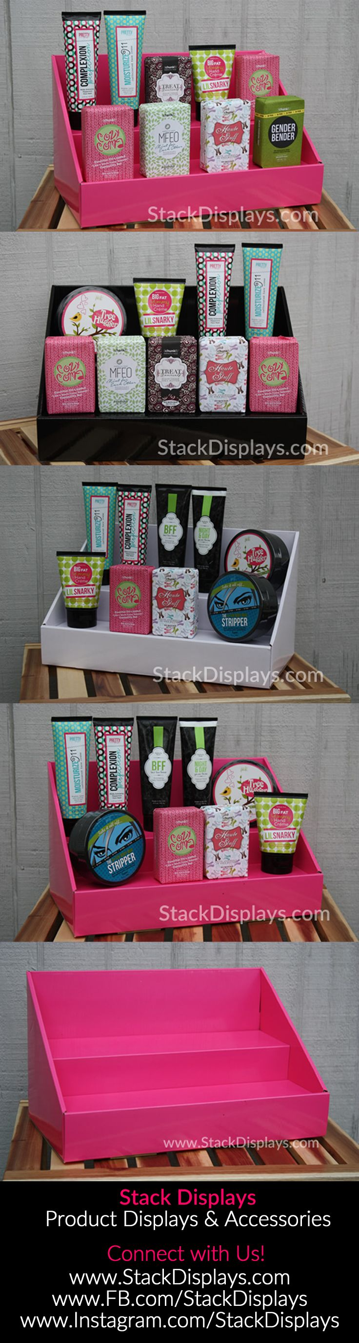 116 best Perfectly Posh Display Ideas images on Pinterest