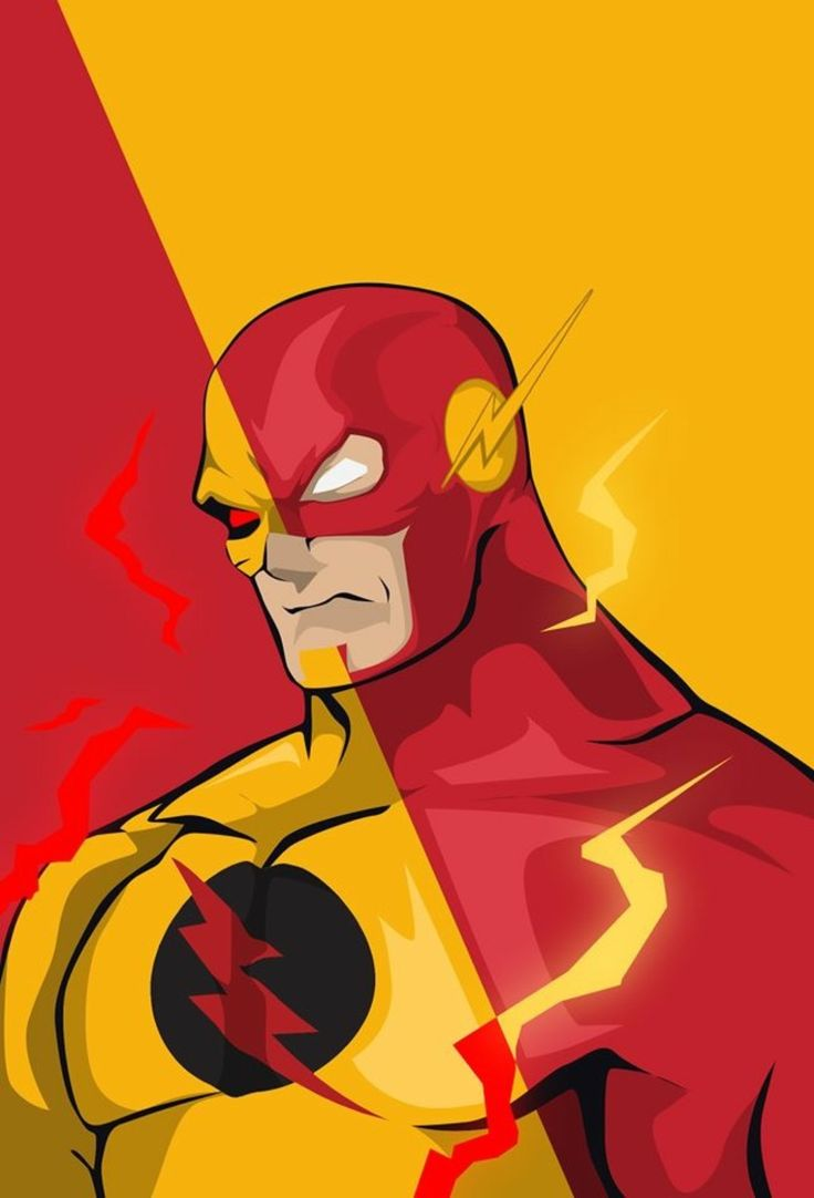 Flash/Reverse Flash by Bosslogic