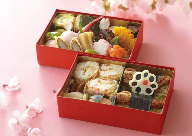 桜の下で食べたい、ホテルのお花見弁当5選 ( page 3 )   GQ JAPAN