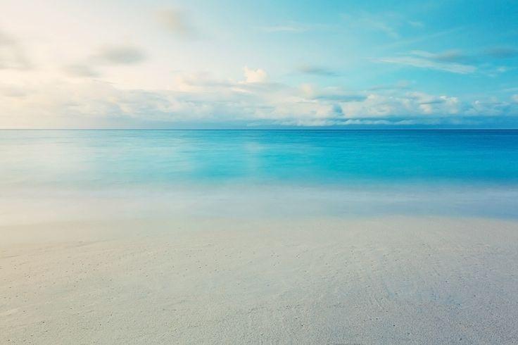 Meer Himmel Wolke Strand Horizont Natur