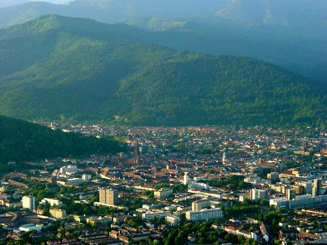#Teaching English in Freiburg, #Germany, Spotlight on the Environment, Sustainable Model Districts