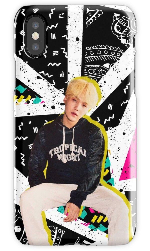 BTS - Suga / Yoongi | PhoneCase | BTS MERCH // #fashion #tumblr #tshirt #quotes #shopping #shop #sell #Merch #kpop #kpopmerch #bts #dna #bangtanboys #jungkook #namjoon #rapmonster #jin #suga #jimin #jhope #army #loveyourself