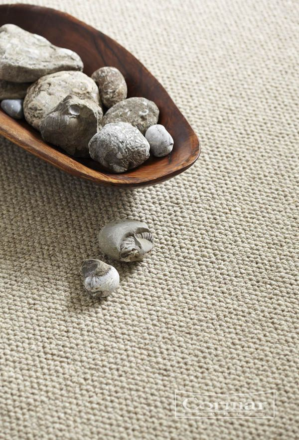 Cormar's Living Naturals range, colour Palamino in a Weave textured design.  Approx retail price £21/sq m.