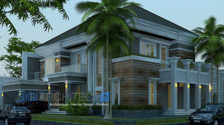 desain rumah2 lantai hook