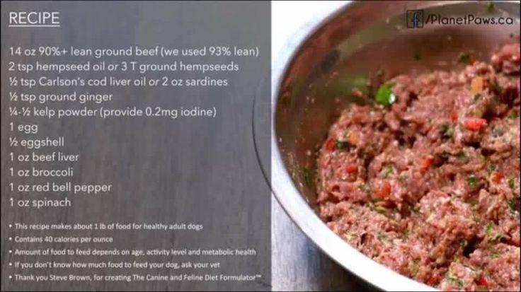 Dr Becker Dog Food Diet