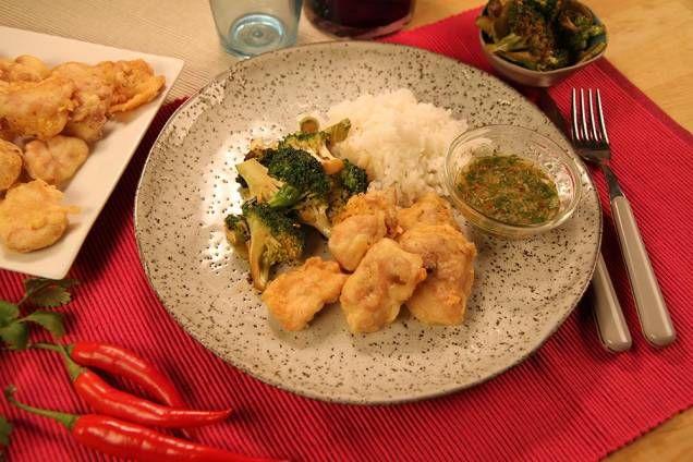 Kycklingfilé med smak av Thailand!