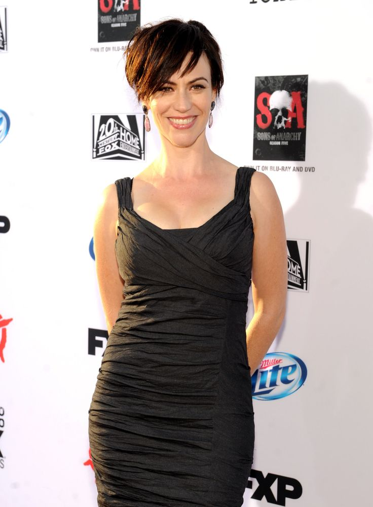Maggie siff from sons of anarchy 2