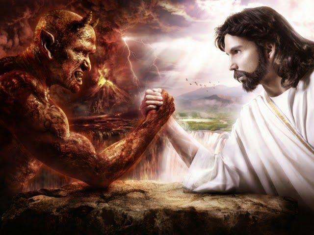 Satin v jesus