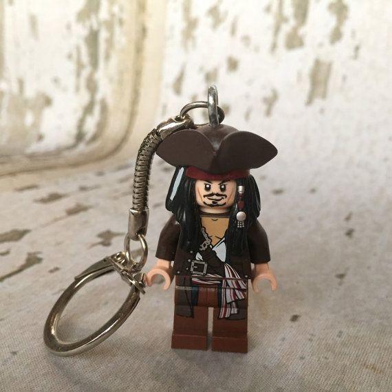 Le capitaine Jack Sparrow