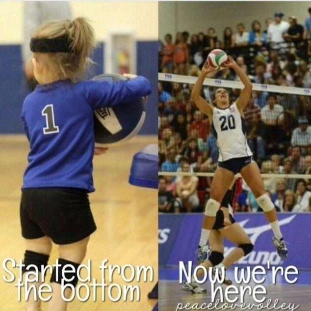 Volleyballs Sports Apparel Keychains by MyLittleAthlete Follow on instagram @ Straightfromdehart