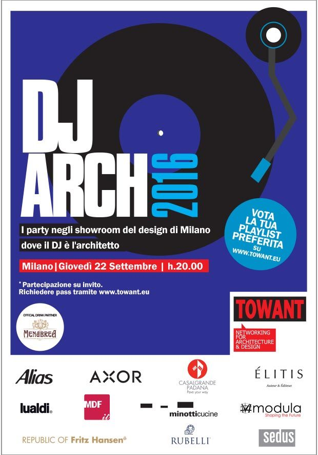 #modula #djarch #party #milano @contemporaryeve @miglioreservtto